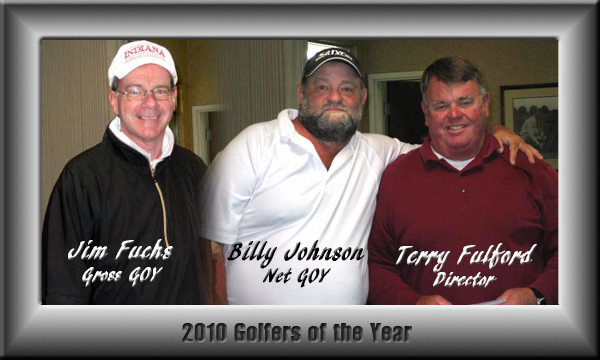 2010 Golfers of the Year