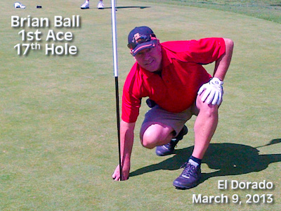 Brian Ball - Hole-in-One
